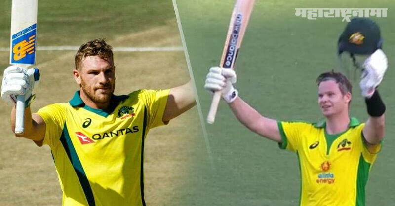 India Vs Australia, First One Day, Cricket Match, Aaron Finch