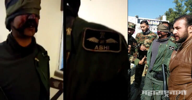 Pakistan, pakistan army, indian army, indian pilot abhinandan, pakistan air force, maharashtranama, digital newspaper, marathi newspaper