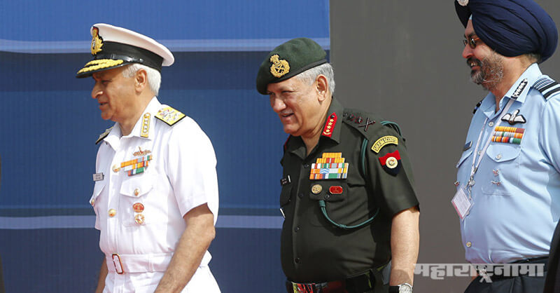 Indian Army, Indian Navy, Indian Air Force, Chief of Defense Staff, CDS