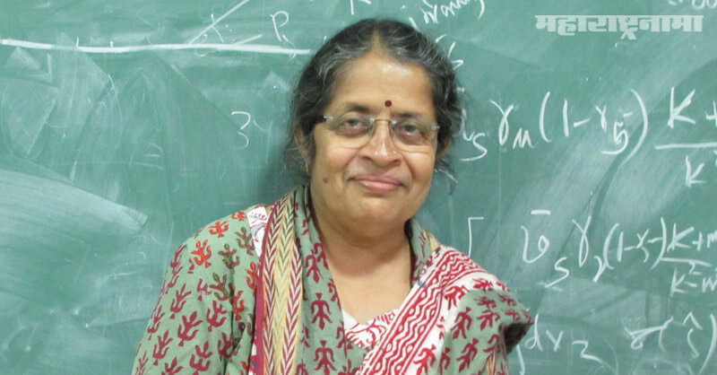 Indian Physicist professor, Rohini Godbole, french order of merit