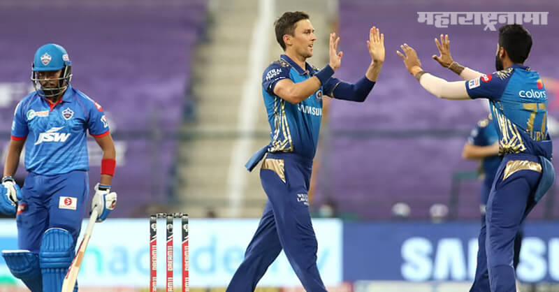 Mumbai Indians, Delhi Capitals, IPL 2020, live cricket score