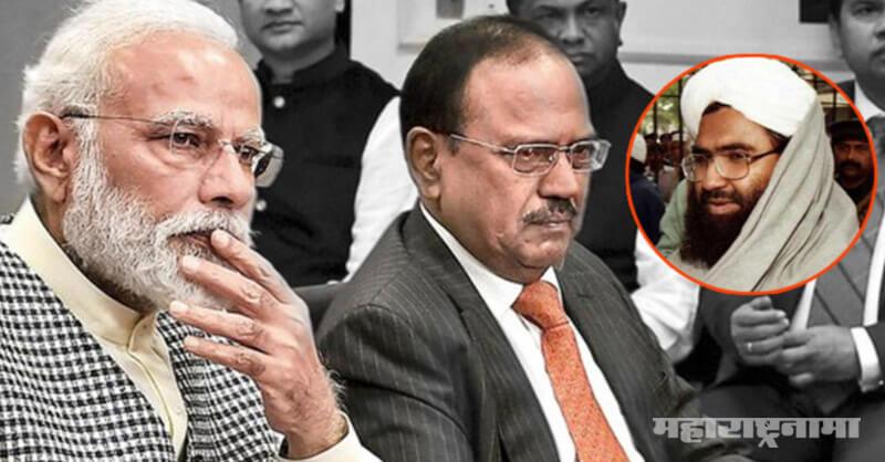NSA Ajit Doval, PM Narendra Modi, jaish e mohmmed