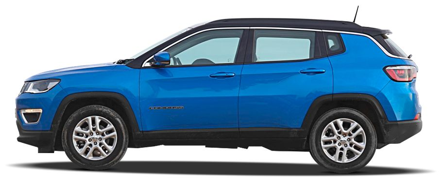 jeep compass--side-view-left