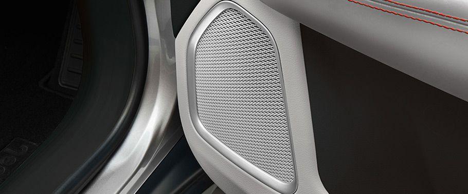 jeep compass--speakers