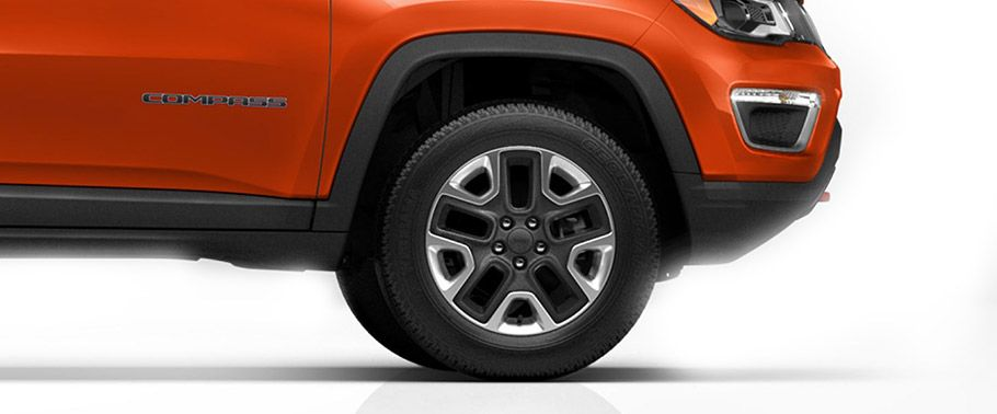 jeep compass--wheel