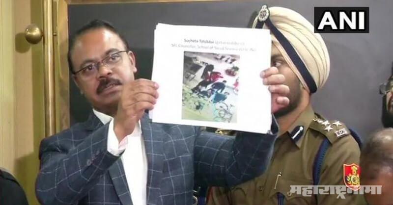 JNU Violence, Delhi Police, JNUSU President Aishe Ghosh, JNU