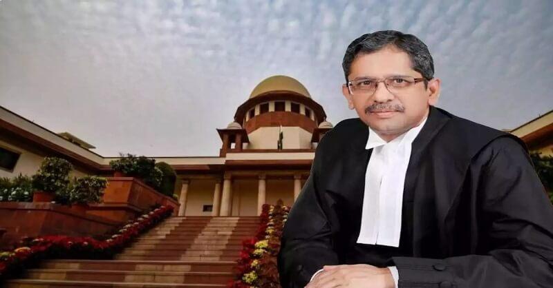 Justice NV Ramana, Chief Justice Supreme Court, CJI NV Ramana