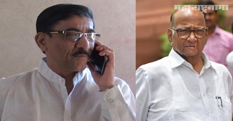 Congress leader Kaka Kudalkar, join NCP, Rajan Teli