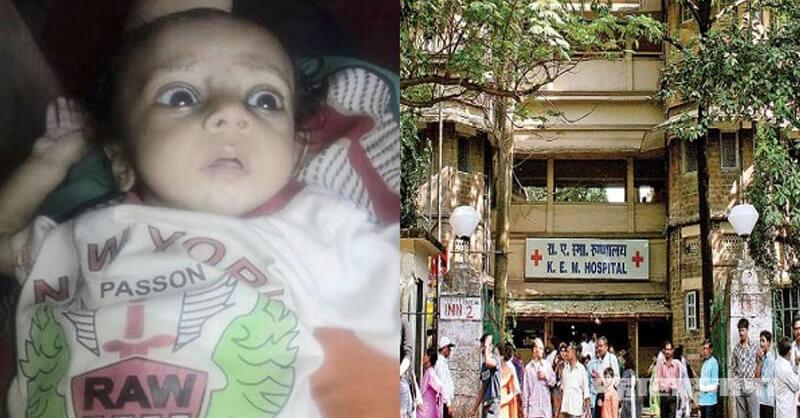 KEM Hospital, Mumbai, Baby Boy Dead
