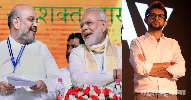 Environment minister Aaditya Thackeray, Hindutva topic, MahaVikas Aghadi, BJP