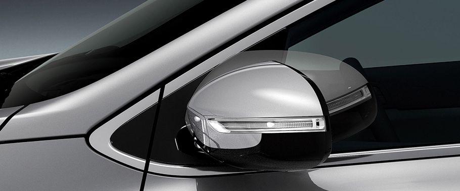 kia sportage-side-mirror-body