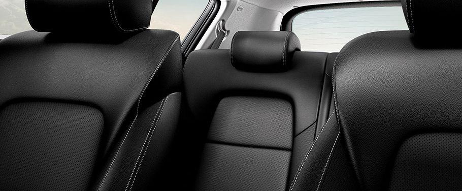 kia sportage-upholstery-details