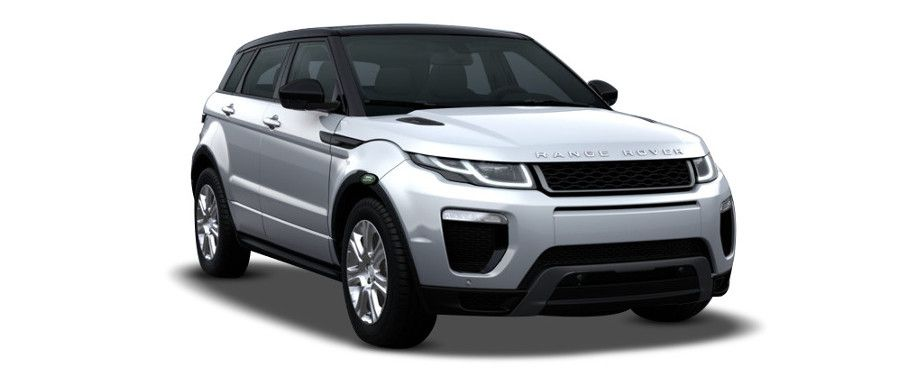 land rover range rover evoque-front-right-view