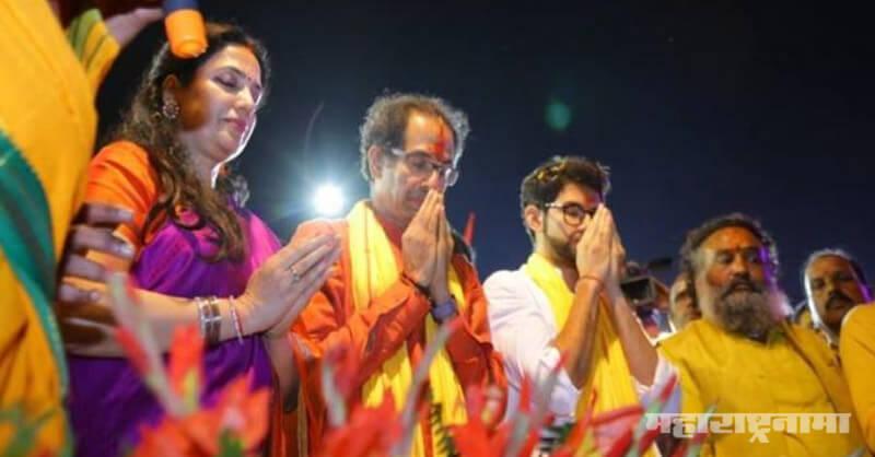 Ayodhya, Ram Mandir, Uddhva Thackeray, Shivsena