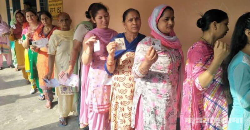 Assembly elections, Five states