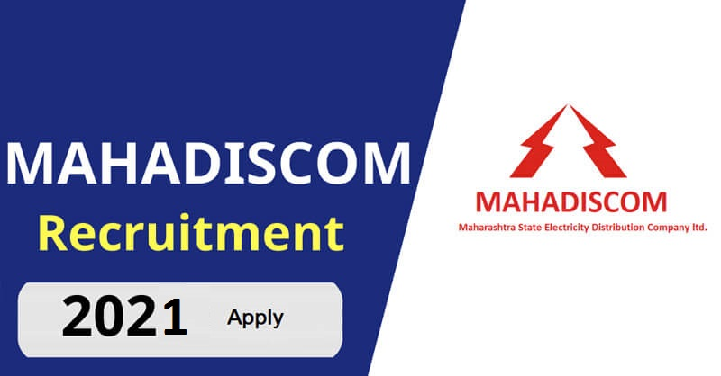 MAHAVITARAN recruitment 2021, free job alert, majhi naukri, freshersworld