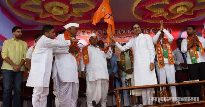 Uddhav Thackeray, Aaditya Thackeray, Shivsena, unemployment, Sangamner