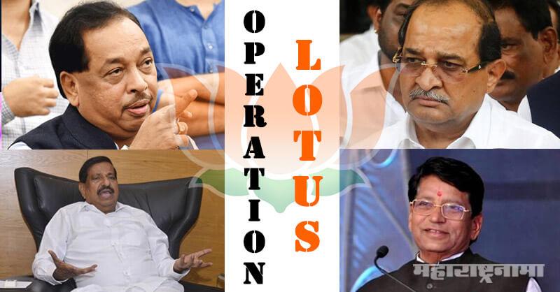 Operation Lotus, BJP