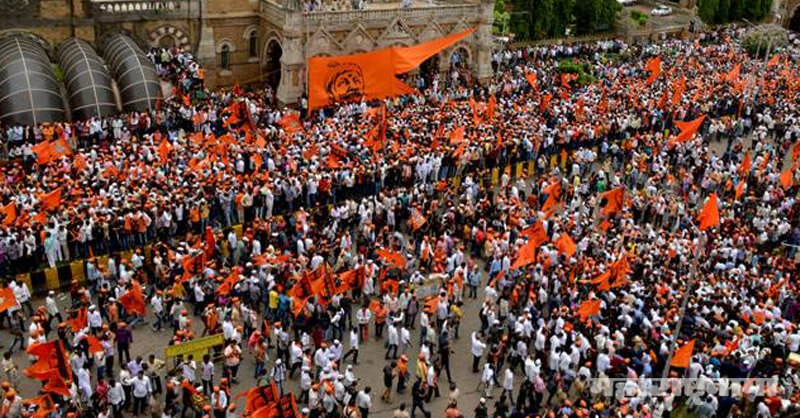 Maratha Kranti Morcha activists, CM Uddhav Thackeray, Maratha reservation