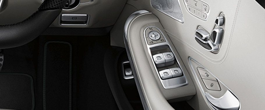mercedes-Benz-s-class-door-controls