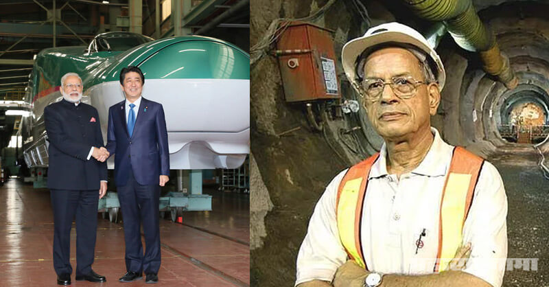 Metroman Sreedharan, Join BJP party, Bullet Train