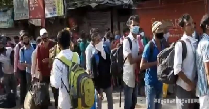 Mumbai Dharavi, Covid 19, Labours