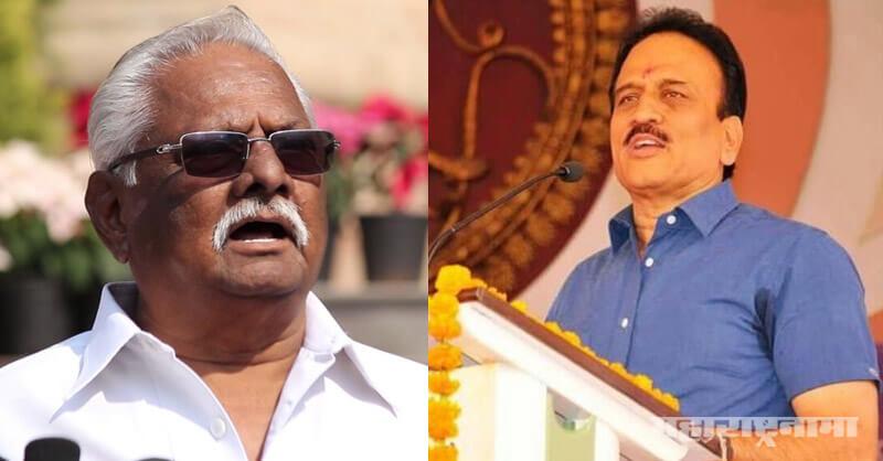 Former MLA Anil Gote, Allegations, Girish Mahajan, BHR scam