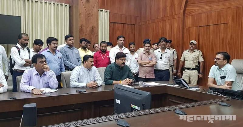 MLA Raju Patil, MNS, Maharashtra Navnirman Sena