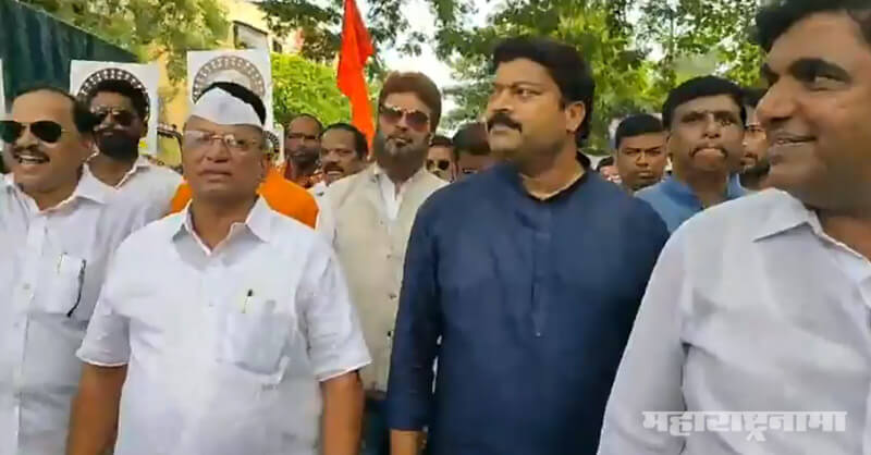 MNS MLA Raju Patil, Raj Thackeray, Torrent Power Project, Amit Thackeray