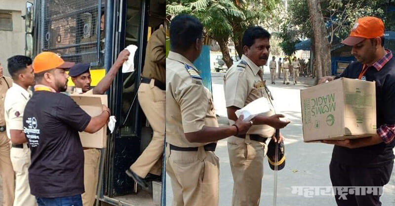 Mumbai Police, Raj Thackeray, MNS Maha Morcha