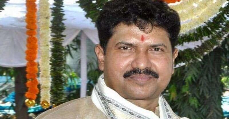 Independent MP Mohanbhai Delkar, Dadra and Nagar Haveli, Found died