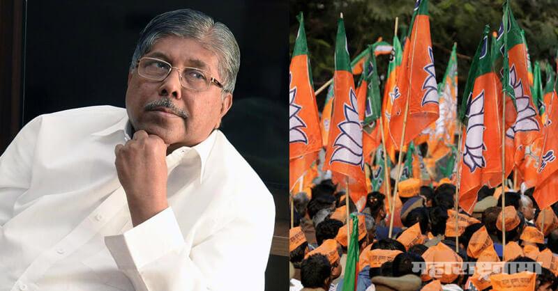 BJP State President Chandrakant Patil, Ram Mandir