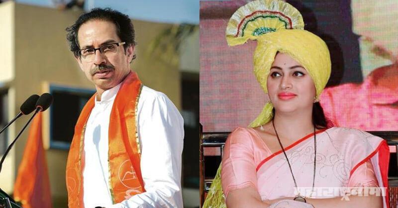 Anti Shivsena, MP Navneet Rana, MLA Rani Rana