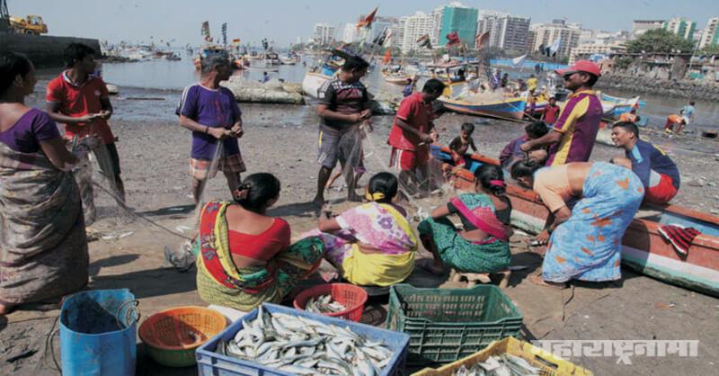Koliwada, Fisherman colony