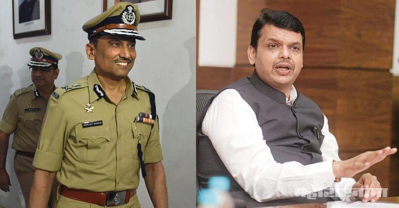 Mumbai Police, Sanaj Barve, ATS, Devendra Fadnavis