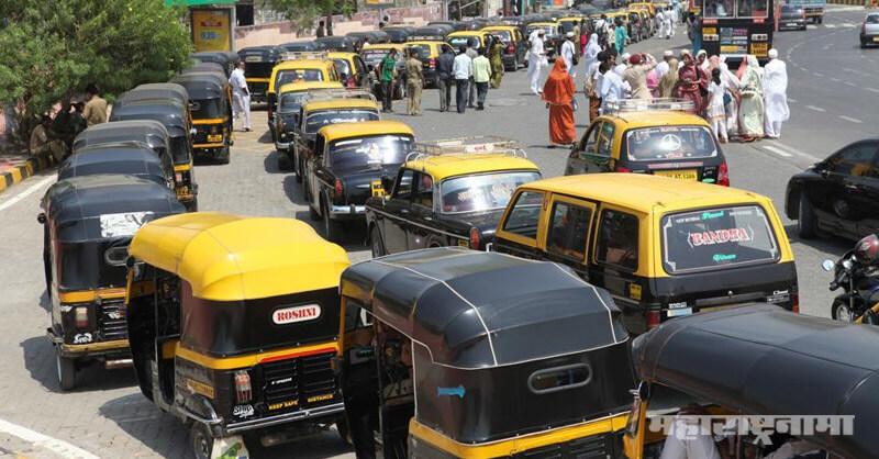 Mumbai, Auto taxi, Fares hike