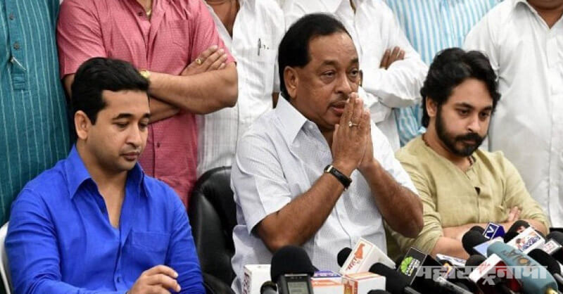MP Narayan Rane, MLA Nitesh Rane, Former MP Nilesh Rane, Konkan, Maharashtra Swabhimani Party, Maharashtra Assembly Election 2019