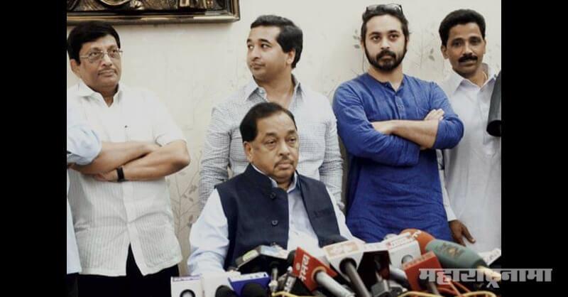 Shivsena, Narayan Rane, Maharashtra Swabhiman Party, Nilesh Rane, Nitest Rane