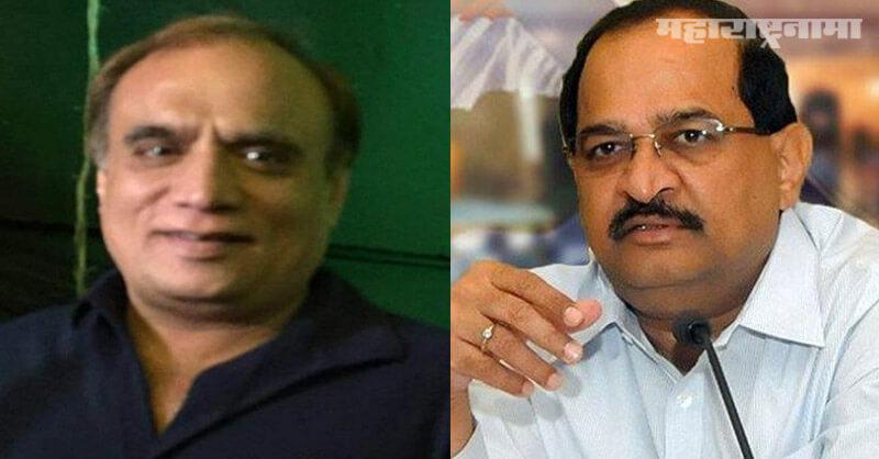 Nashik, liquor king Atul Madan, BJP leader Radhakrishna Vikhe Patil