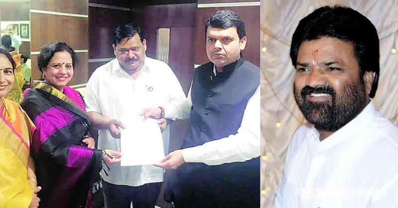 Nashik BJP leader Vasant Gite, Left BJP party, Raj Thackeray