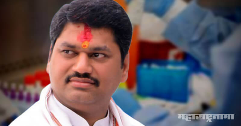 Minister Dhananjay Munde, Postponement of JEE, NEET, MPSC exams