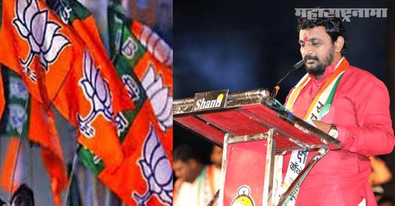 NCP MLA Amol Mitkari, BJP MLA Gopichand Padalkar, Sharad Pawar