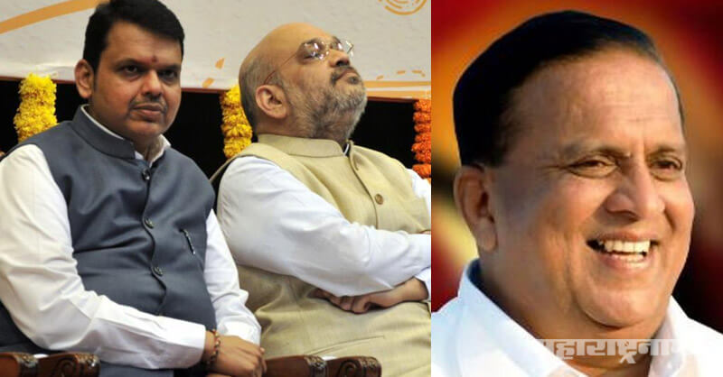 Rural Minister Hasan Mushrif, Opposition leader Devendra Fadnavis, Marathi News, Breaking News
