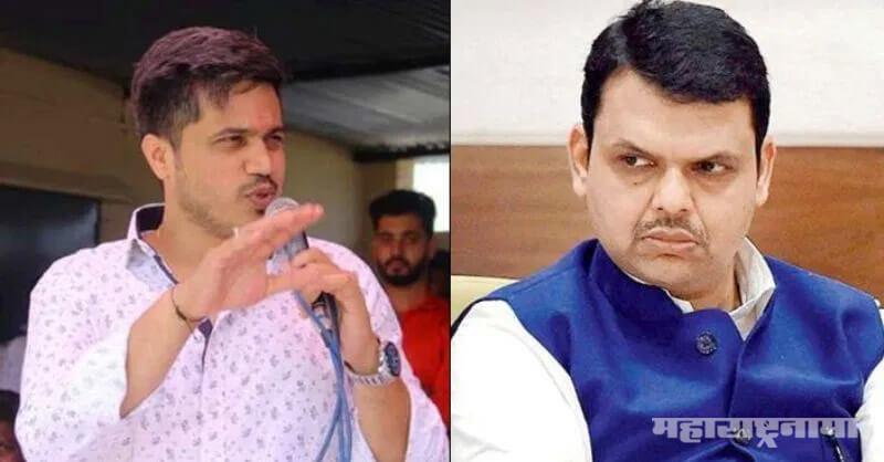 Corona Crisis, BJP Maharashtra, MLA Rohit Pawar