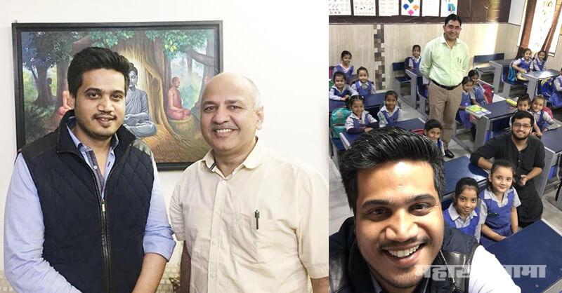 MLA Rohit Pawar, NCP, AAP, Aaam Adami Party, Arvind Kejariwal