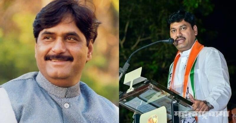 NCP MLA Dhananjay Munde, Gopinath Munde, BJP Leader Pankaja Munde