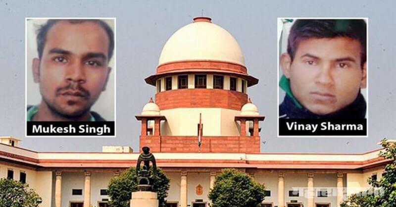 Supreme Court of India, Delhi Nirbhaya Rape Case, Hang Till Death