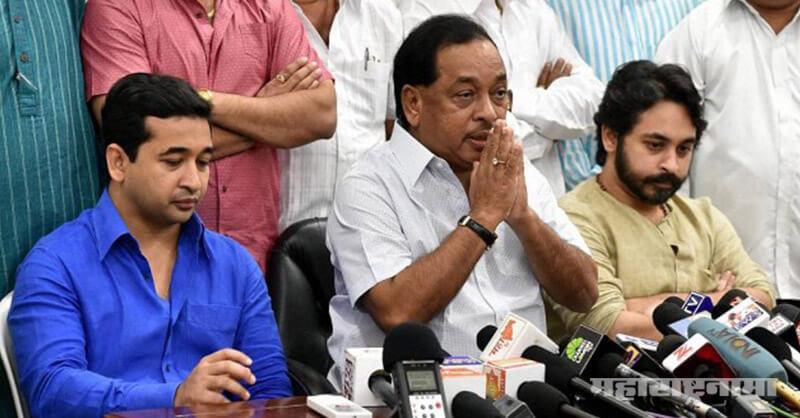 Narayan Rane, MP Narayan Rane, MLA Nitesh Rane, Former MP Nilesh Rane