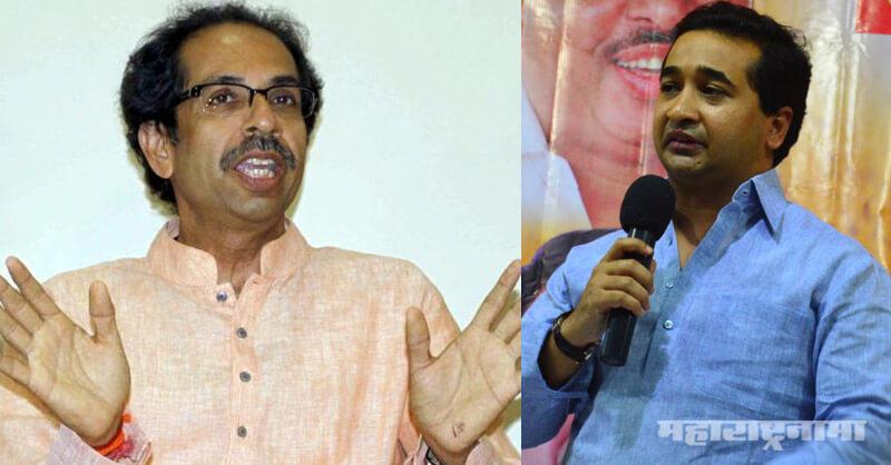 CM Uddhav Thackeray, MLA Nitesh Rane, Shiv Jayanti