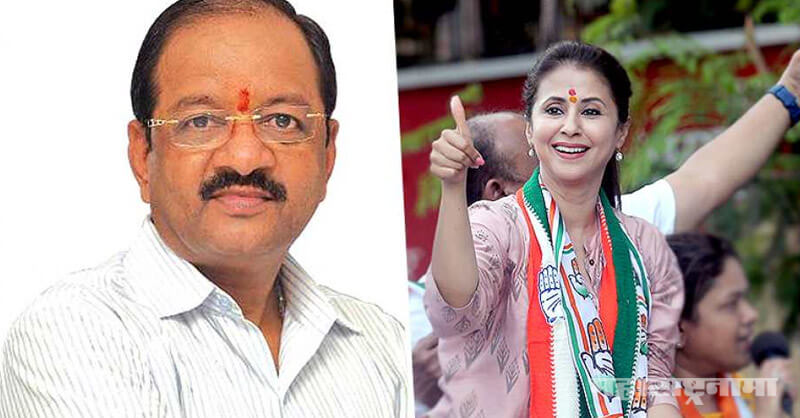 Urmila Matondkar, Gopal Shetty, Congress, BJP, Loksabha Election 2019